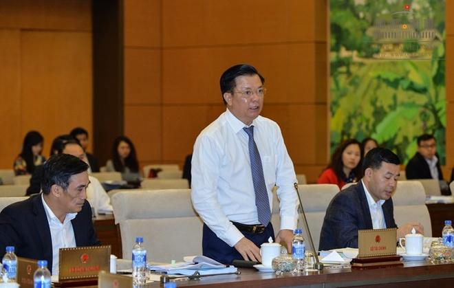 Bo truong Tai chinh: 'Chi tieu nhu the thi chi co chet' hinh anh 1