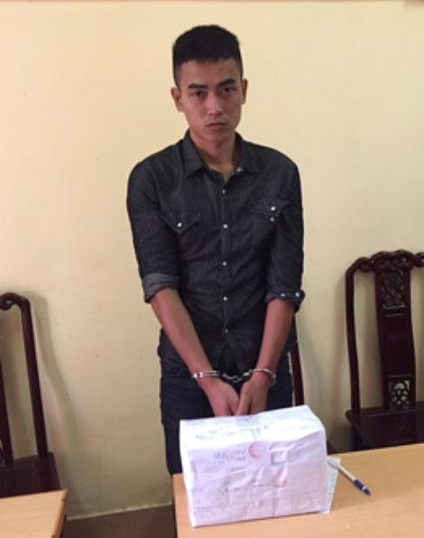 Mang 3 banh heroin tu Nghe An ban cho cac 'dau nau' o Bac Ninh hinh anh 1