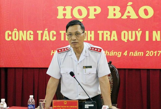 Thanh tra Chinh phu giam sat triet de vu viec o Dong Tam hinh anh 1