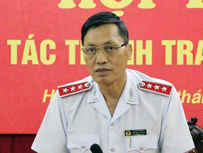 Thanh tra Chinh phu giam sat triet de vu viec o Dong Tam hinh anh