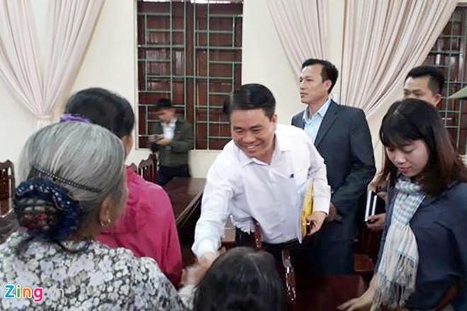 Thay Pho truong Doan thanh tra vu viec Dong Tam hinh anh 1