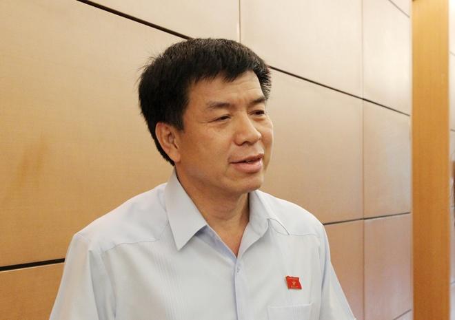Tuong Lam Quang Dai noi viec thu hoi san golf o Tan Son Nhat hinh anh