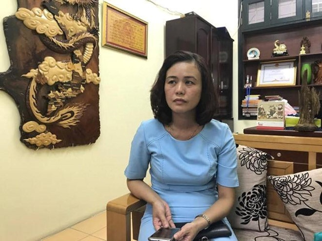 Pho chu tich phuong Van Mieu: 'Toi rat buon va muon nghi ngoi' hinh anh 1
