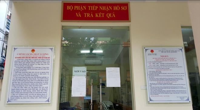 Vu chung tu tai phuong Van Mieu: Kien nghi xu ly lanh dao phuong hinh anh