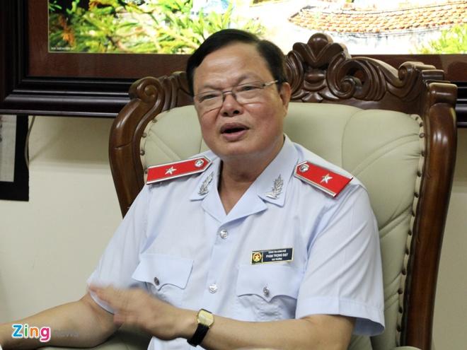 Lui cong bo ket luan thanh tra tai san giam doc so o Yen Bai hinh anh 1