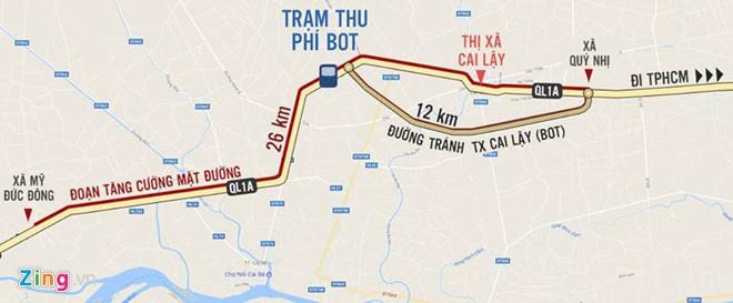 'Viec xay ra o tram thu phi Cai Lay la dieu dang buon' hinh anh 2