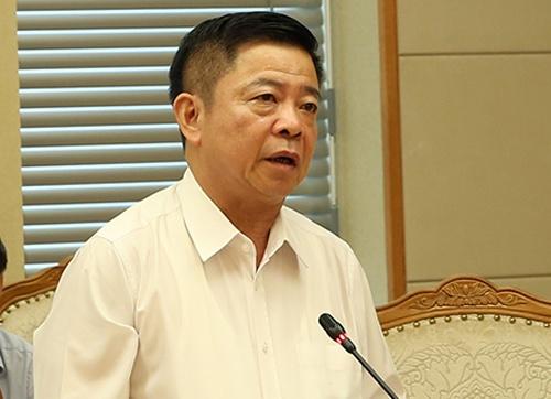 Ong Vo Kim Cu lam Pho truong Ban chi dao doi moi hop tac xa hinh anh
