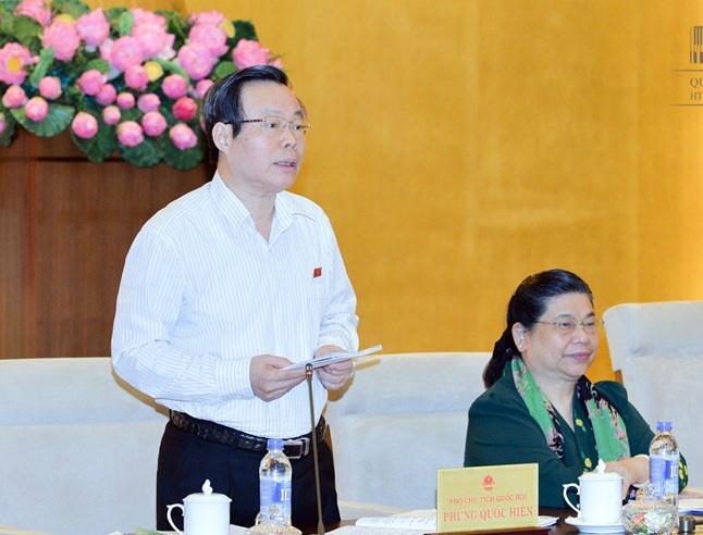 Pho chu tich Quoc hoi: The thao Viet Nam can dau tu cho mon Olympic hinh anh 1