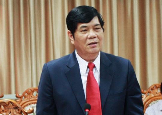 Cach het chuc vu Dang cua ong Nguyen Phong Quang hinh anh 1
