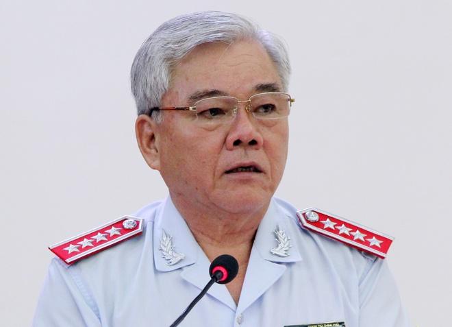 Tong Thanh tra Chinh phu Phan Van Sau se lam Bi thu Soc Trang hinh anh
