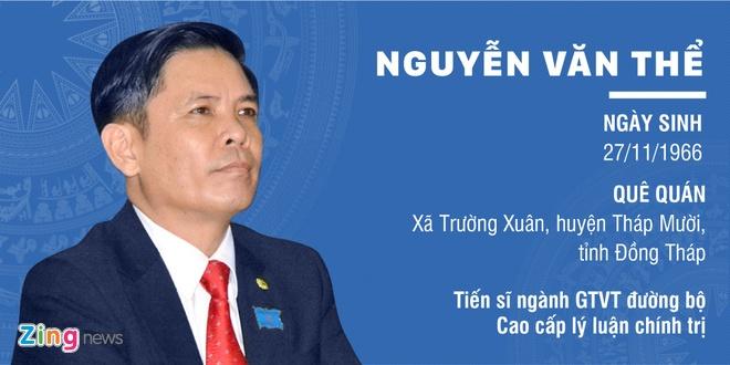 Ai duoc gioi thieu lam Bo truong Giao thong, Tong Thanh tra? hinh anh 1