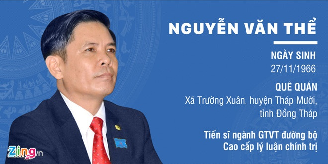 Hom nay tan Bo truong Giao thong, Tong Thanh tra ra mat hinh anh 1
