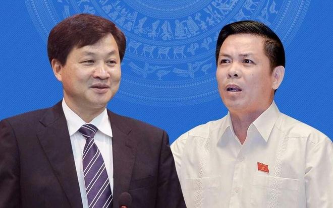 Bo Giao thong, Tong Thanh tra Chinh phu co 'tu lenh' moi hinh anh