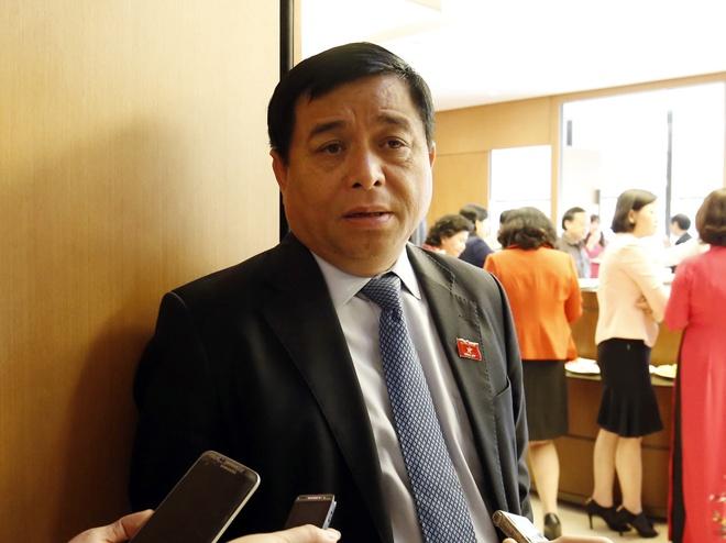 Bo truong Nguyen Chi Dung: Khong the 'nay nhap, mai tach' cac bo hinh anh