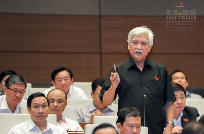 Dai ta Dao Thanh Hai: Cong an Ha Noi khong danh ong Kinh gay chan hinh anh 2