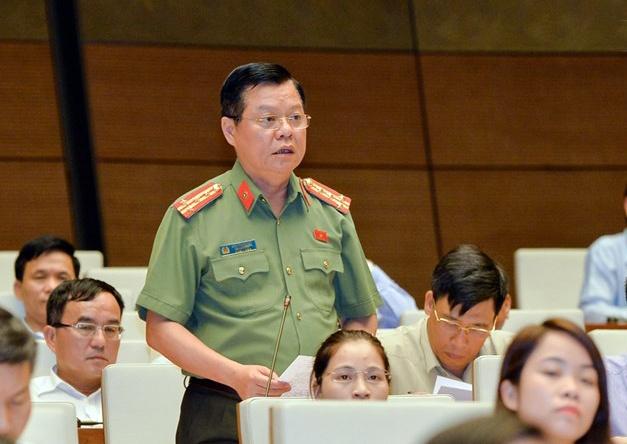 Dai ta Dao Thanh Hai: Cong an Ha Noi khong danh ong Kinh gay chan hinh anh 1