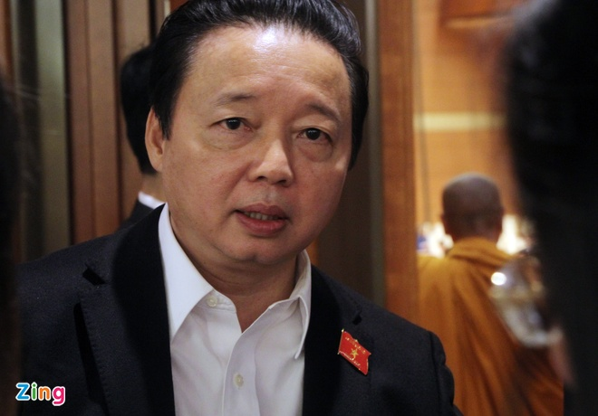 Bo truong Tai nguyen: Ghi ten vao so do de bao ve quyen loi nguoi dan hinh anh 1