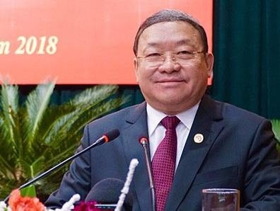 Ong Thao Xuan Sung lam Chu tich Hoi Nong dan Viet Nam hinh anh