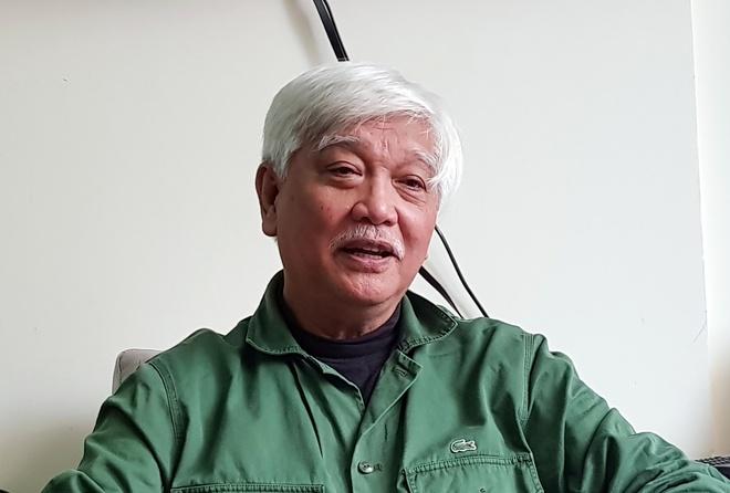 Ong Duong Trung Quoc chia se ky niem ve co Thu tuong Phan Van Khai hinh anh