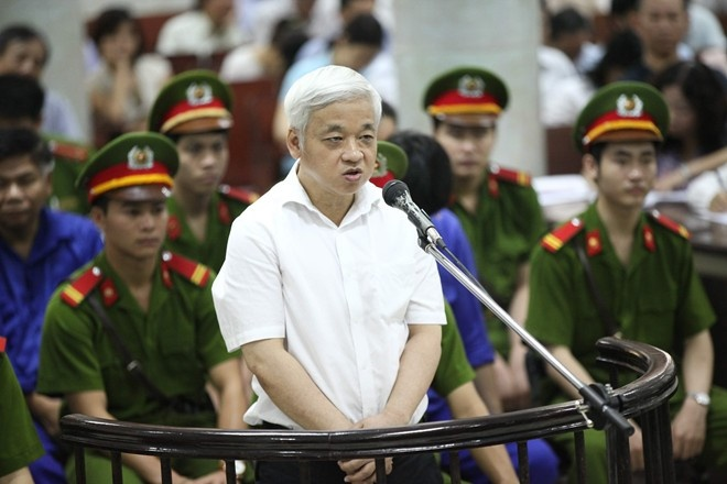 Ong Phan Van Vinh tung lam truong ban chuyen an nao? hinh anh 3