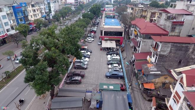 Ha Noi cuong che cong trinh 'xe thit' 14.000 m2 dat cong hoa Nghia Do hinh anh 2