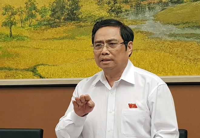 Truong ban To chuc Trung uong: Trung bay quy hoach de dan giam sat hinh anh