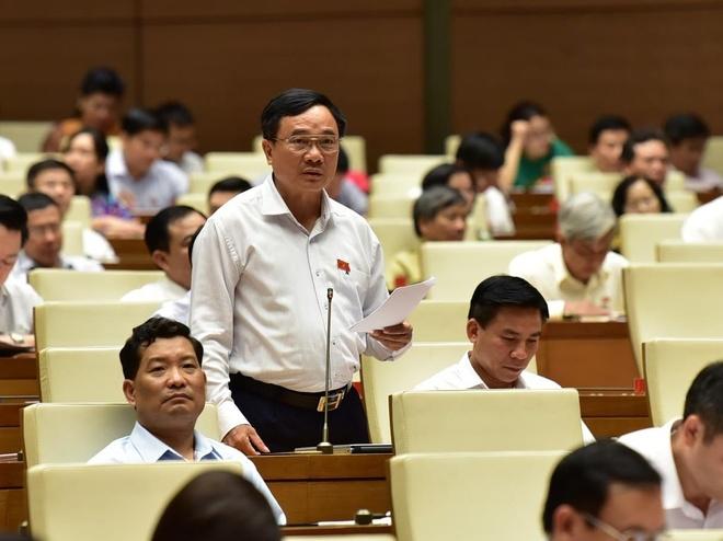 Quoc hoi thao luan Luat Phong chong tham nhung, An ninh mang hinh anh