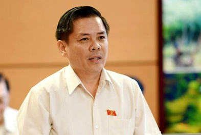 Bo truong GTVT Nguyen Van The co mat trong 4 'ghe nong' chat van hinh anh