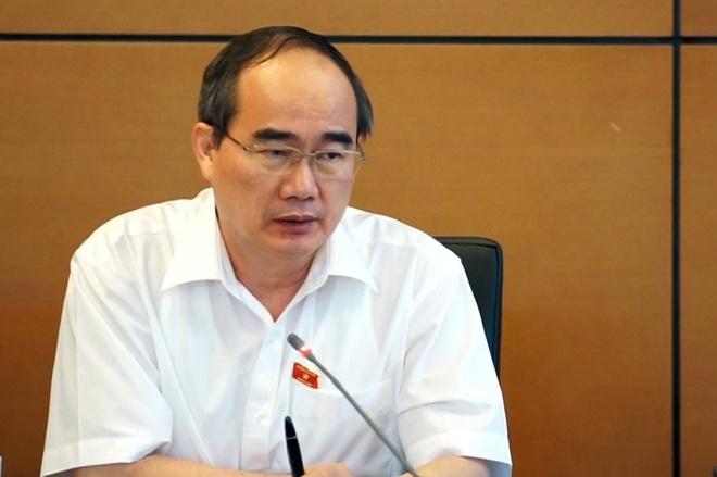 Bi thu Nguyen Thien Nhan: Vu Thu Thiem cai gi sai thi sua hinh anh