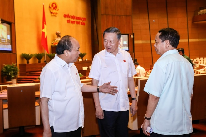 Thu tuong: Giao dat 99 nam khong phai la mau chot cua luat dac khu hinh anh 2