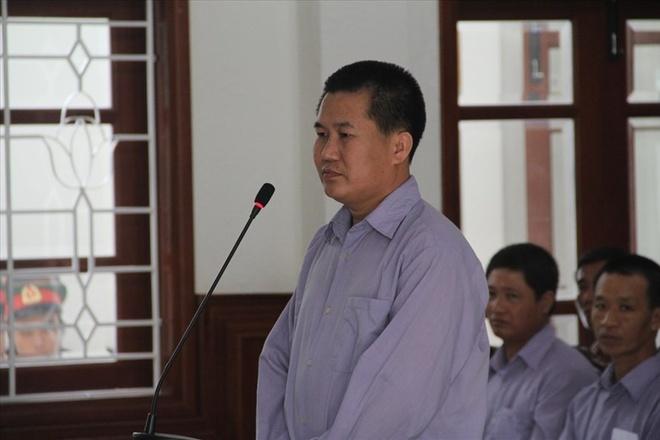 Vu pha rung o Quang Nam: Nguyen pho don bien phong linh 4 nam tu hinh anh