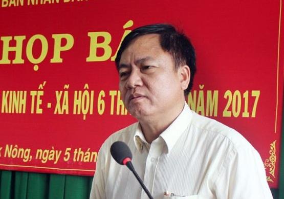 Binh Phuoc, Dak Nong ky luat nhieu lanh dao so hinh anh 2
