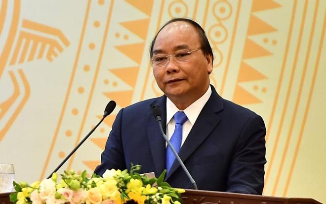 Thu tuong: Bao chi can phan bac luan dieu sai trai tren mang xa hoi hinh anh