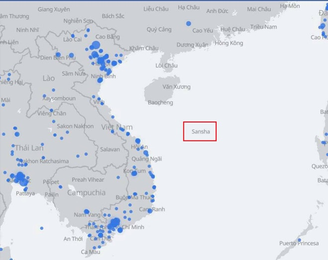 'Facebook phai xin loi vu ban do Truong Sa thuoc Trung Quoc' hinh anh 2