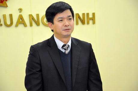 Pho chu tich Quang Ninh lam Thu truong Bo Van hoa, The thao va Du lich hinh anh