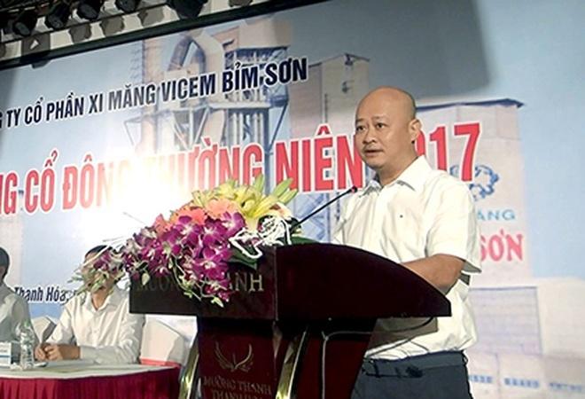 Cach chuc Uy vien Ban chap hanh Dang bo VICEM cua ong Tran Viet Thang hinh anh 1