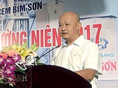 Cach chuc Uy vien Ban chap hanh Dang bo VICEM cua ong Tran Viet Thang hinh anh