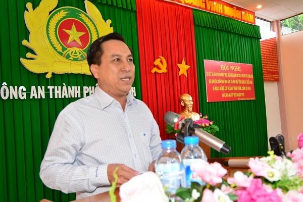Uy ban Kiem tra Trung uong de nghi ky luat lanh dao TP Tra Vinh hinh anh 1
