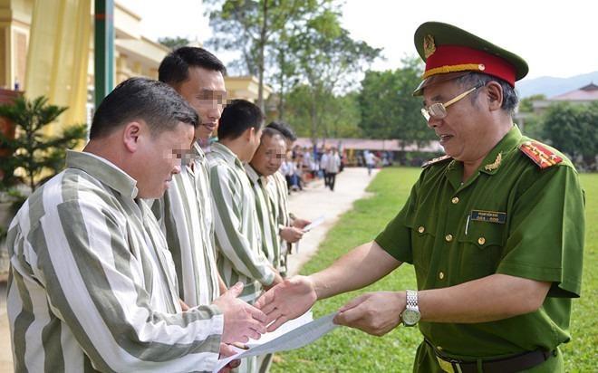 Thu truong Bo Cong an: Khong co chuyen dac xa thieu minh bach hinh anh