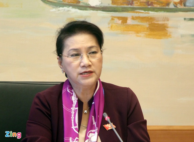 Bo truong Cong an tra loi chat van Uy ban Thuong vu Quoc hoi hinh anh 1