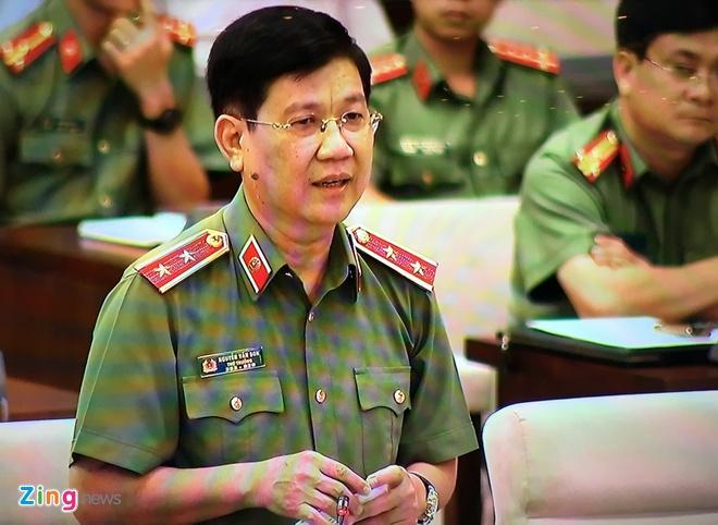 Thu truong Bo Cong an: Khong co chuyen dac xa thieu minh bach hinh anh 1