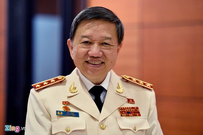 Bo truong Cong an tra loi chat van Uy ban Thuong vu Quoc hoi hinh anh 2