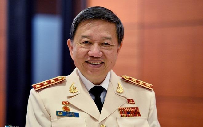 Bo truong Cong an tra loi chat van Uy ban Thuong vu Quoc hoi hinh anh
