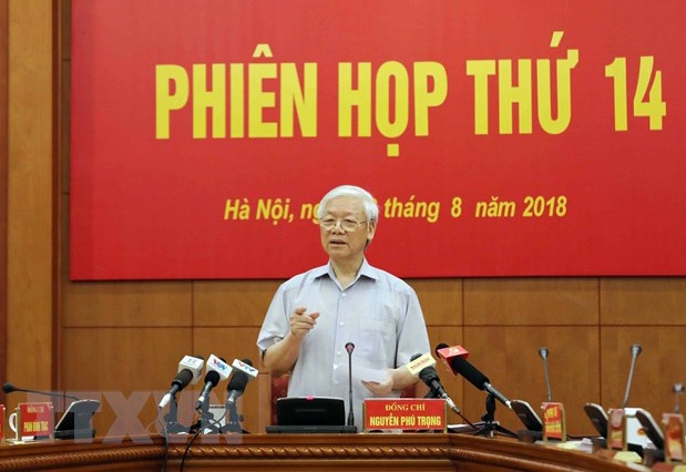 Ky luat 56 can bo thuoc dien Trung uong quan ly hinh anh 1