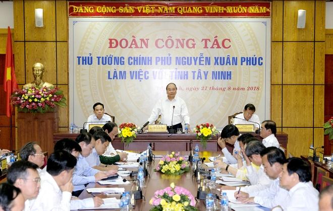Tay Ninh lam giau bang nong nghiep anh 1