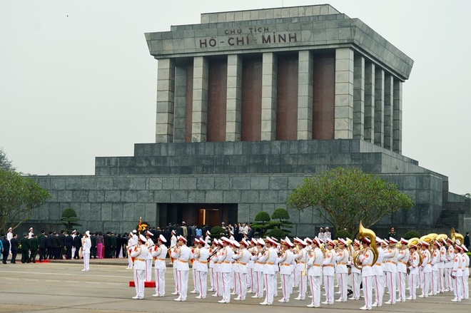 Thu tuong: Bao ve tuyet doi an toan thi hai Chu tich Ho Chi Minh hinh anh