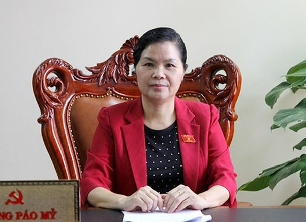 Ba Giang Pao My lam Bi thu Tinh uy Lai Chau hinh anh