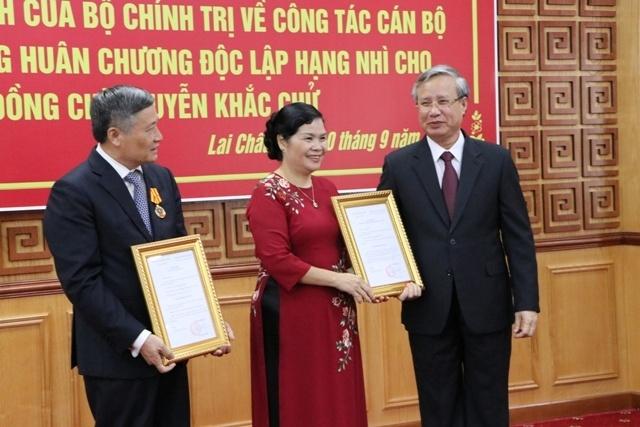 Ba Giang Pao My lam Bi thu Tinh uy Lai Chau hinh anh 1