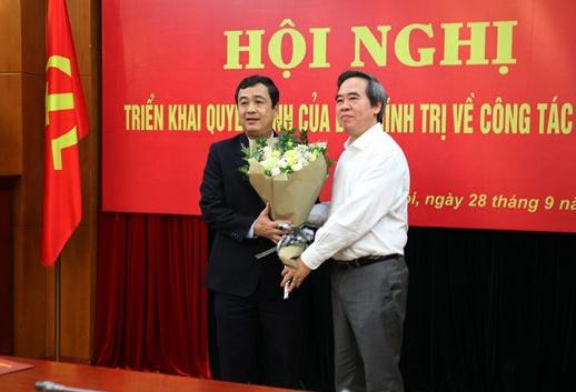 Ong Ngo Dong Hai lam Pho bi thu Thuong truc Tinh uy Thai Binh hinh anh 1
