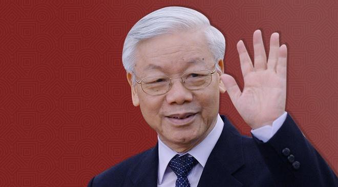 Gioi thieu Tong bi thu Nguyen Phu Trong de Quoc hoi bau Chu tich nuoc hinh anh